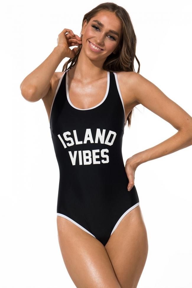 Ολόσωμο Μαγιό Island Vibes