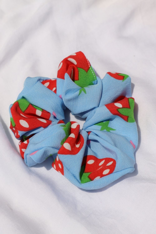Scrunchies Strawberry